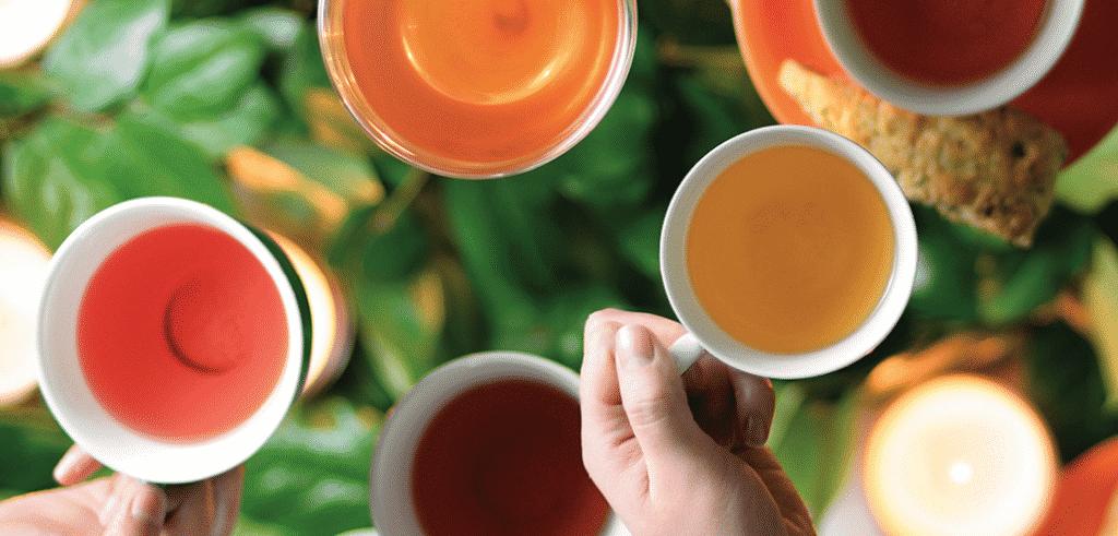zo zet je de perfecte kop thee