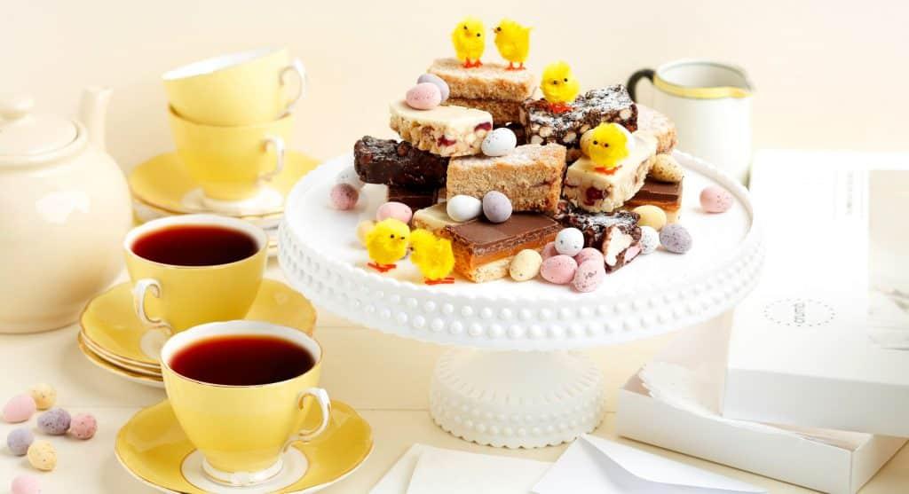 de lekkerste thee bij paaseitjes