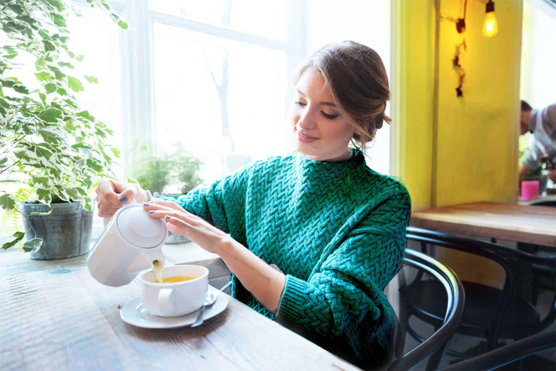 Hoe gezond is thee echt?
