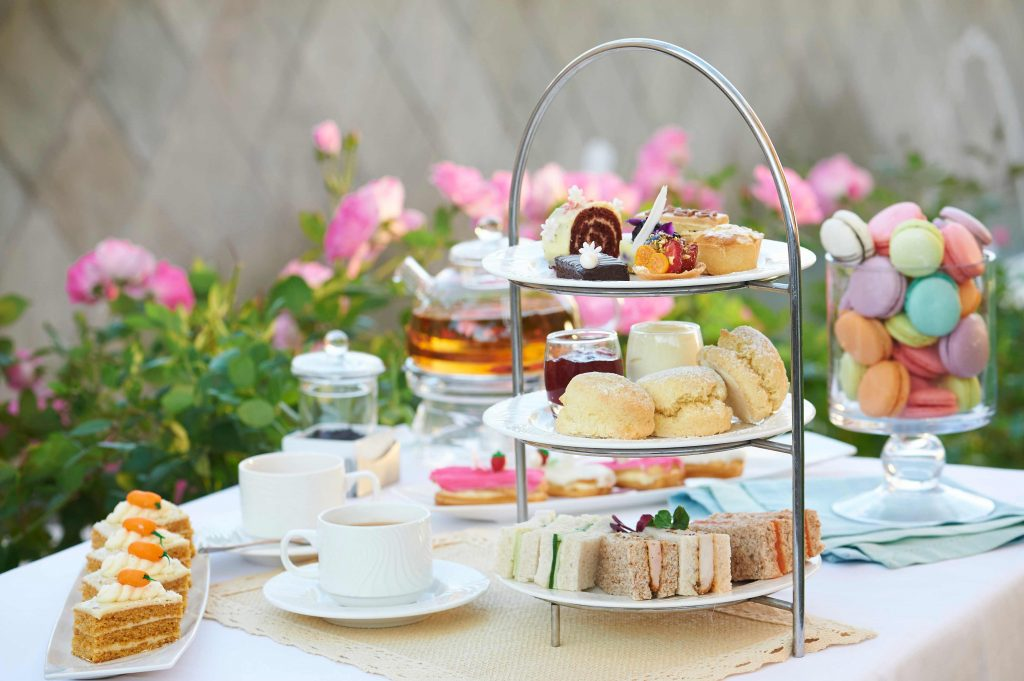 Afternoon Tea Etiquette