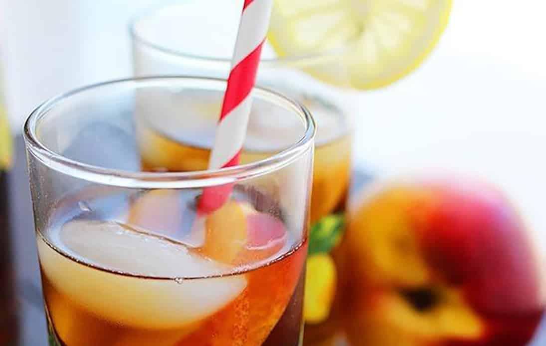 Thee-recepten: ijsthee rozenbottel en kokos