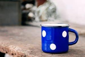thee op de juiste temperatuur