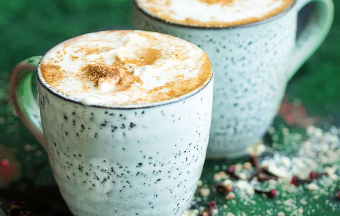 Thee-recepten: witte choco chai