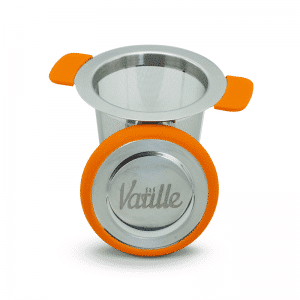 RVS thee-infuser Vatille