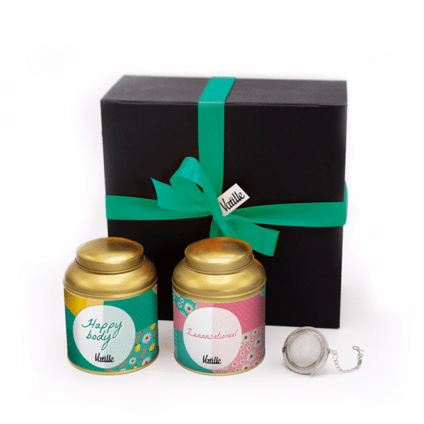 Relaxed remedy giftset