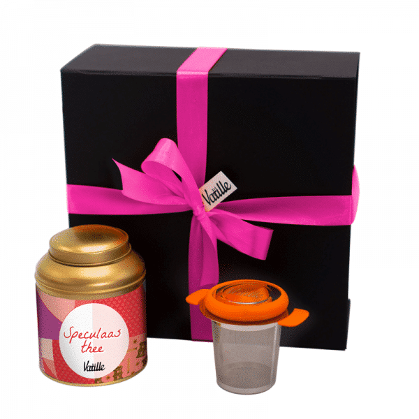 Speculaasthee giftset
