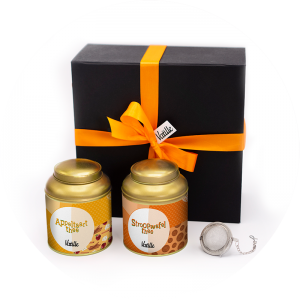 Classic dutch giftset thee